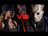 Slash Up - SARAH CONNOR vs. JASON VOORHEES