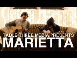 Tucked Into Old Joe (Acoustic) - Marietta Table Three Media