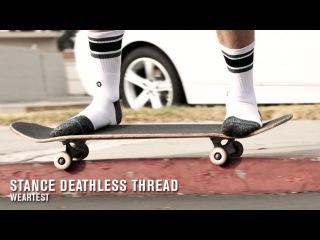 Stance Deathless Threads | TransWorld SKATEboarding