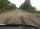 Траса на Миколаївщині стала непридатна для руху транспорту
