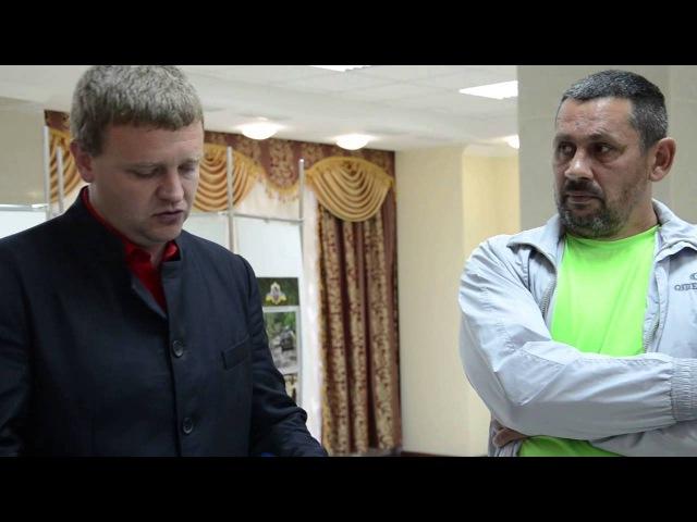 Активісти, які вимагають «люстрації головлікарів» в Миколаєві, уточнили у Мерікова щодо псевдо-громадських діячів