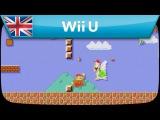 amiibo x Super Mario Maker (Wii U)