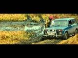 #2 Трофи-рейд (Осень 2014). Курская область, Железногорский район (Гонки на внедорожниках 4х4)