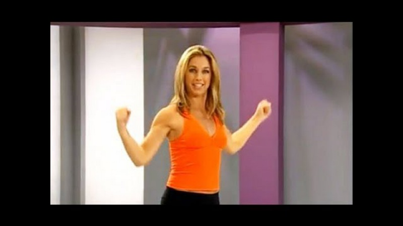 5 Minute Warm Up with Denise Austin