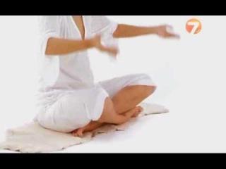 Работа с чакрами. Майя Файнз - Кундалини йога. 7 чакра (Сахасрара)
