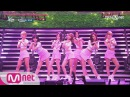 AOA - 'Heart Attack(심쿵해)' M COUNTDOWN - FEELZ in NY 150815 EP.438