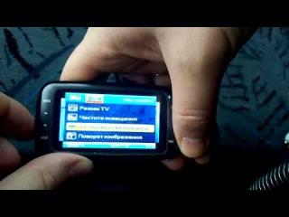 Обзор видеорегистратора Novatek GS8000L HD 1080P