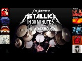 The History of Metallica in 30 Minutes A Chronological Medley By Betto Cardoso