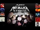 The History of Metallica in 30 Minutes: A Chronological Medley By Betto Cardoso