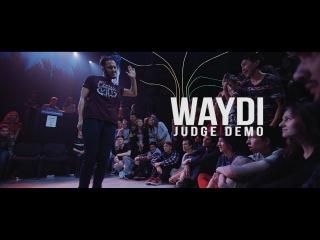 Waydi | Judge demo | IN DA CIRCLE BATTLE | NOIR Films