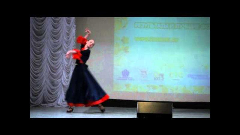 Загорская Олеся «Испанский танец»