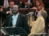 Bryan Adams &amp Luciano Pavarotti - 'O Sole Mio