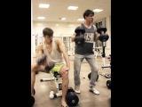 Когда в качалку заходит девушка | When a girl comes into a gym