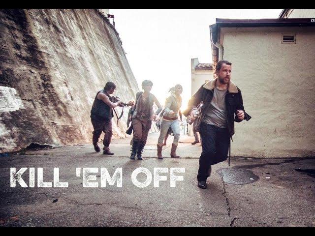 Kill Em Off - A Taylor Swift The Walking Dead Parody By The Walker Stalkers