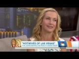 Fake slap 101 Hotwives of Las Vegas catfight in the TODAY studio