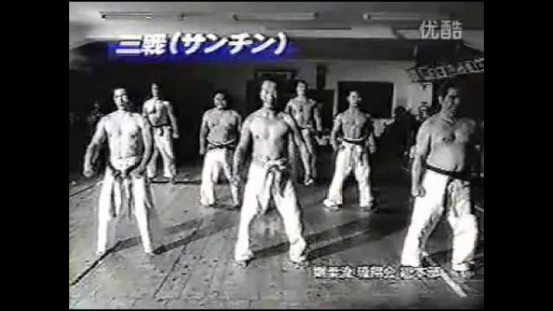 3 Major Schools of Okinawa Karate - Uechi-ryu, Goju-ryu, Shorin-ryu Vol.1