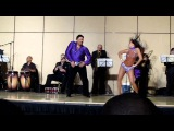 Eddie Torres and Griselle Ponce Live feat, Mambo kings ORQ.