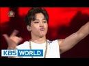 BTS (방탄소년단) - Danger / Boy In Luv (상남자) [Music Bank HOT Stage / 2014.11.12]