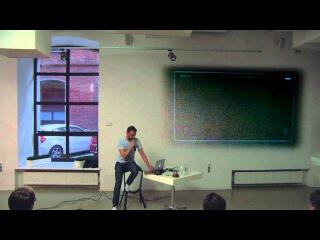 Илья Остриков: «Тренды в моушн дизайне»