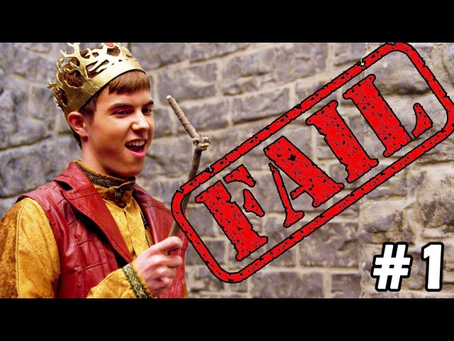 GAME OF THRONES PARODY (Game of Fail) - Ep 1 - Joffrey The Hound
