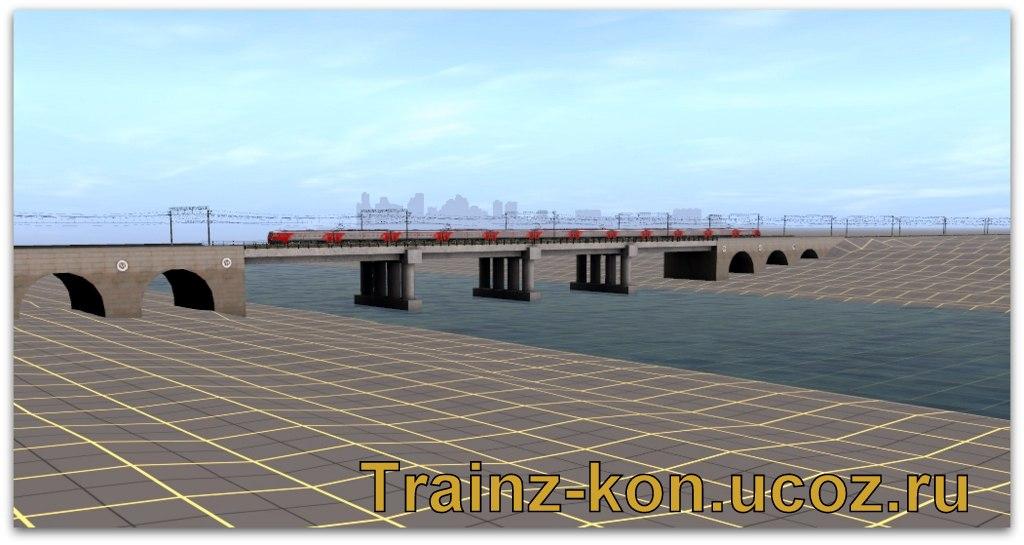 TRS: Мост 400м.