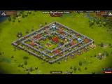 Нападение 74 ур. с доп. призовыми войсками в игре Битва за трон