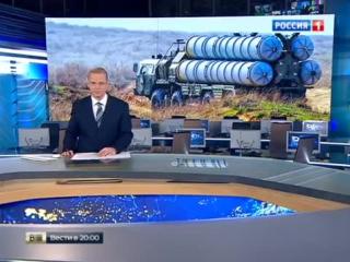 О поставках С-300 в Иран. Вести (16.04.2014)