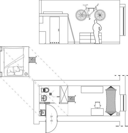 идеи для гаража своими руками фото из ненужных вещей