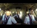 Boeing 777-300, UN123-UN124 flight in 6 min.