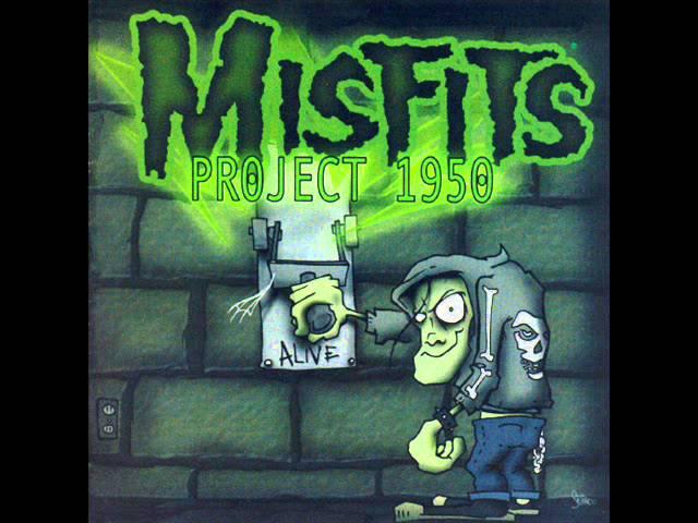 Misfits - Project 1950 (Full Album)