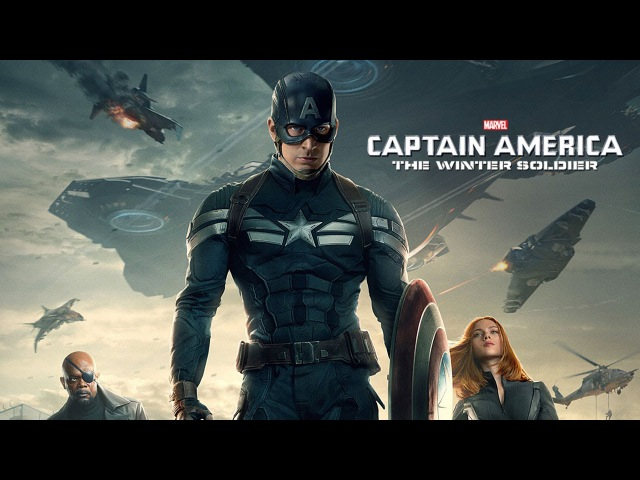 Marvels Captain America The Winter Soldier - Trailer 2 (OFFICIAL)