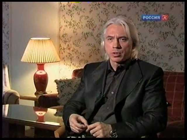 Dmitri Hvorostovsky - (subtutels) Absolute pitch-Абсолютный слух