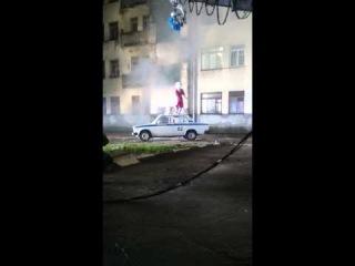 Съемки клипа Баклажан Лезгинка-ДПС!!!)