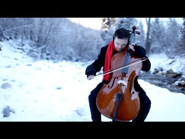 Carol of the Bells (for 12 cellos) - The Piano Guys Carol_of_the_Bells Shchedryk CarolOfTheBells Ukraine World Radio_UA