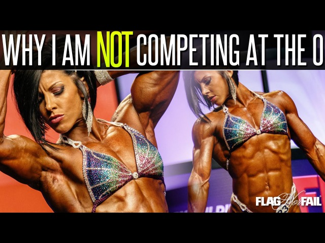 WHY I AM NOT COMPETEING THIS YEAR AT THE OLYMPIA | DANA LINN BAILEY