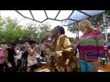 Boney M. feat. Liz Mitchell  - Brown Girl In The Ring+Medley( ZDF HD - ZDF-Fernsehgarten 18.05.2014)