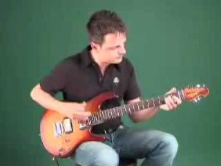 Ernie Ball Music Man Silhouette Guitar