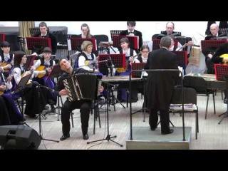 Opale concerto for accordeon Richard Galliano I part