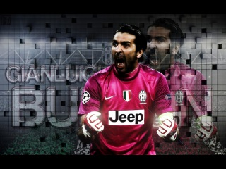 Gigi Buffon #1 - Amazing Saves - Today and Forever The Superhero