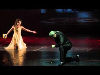 Мюзикл Мастер и Маргарита - Прощание с Маргаритой - Наталья Мартынова,Иван Ожогин