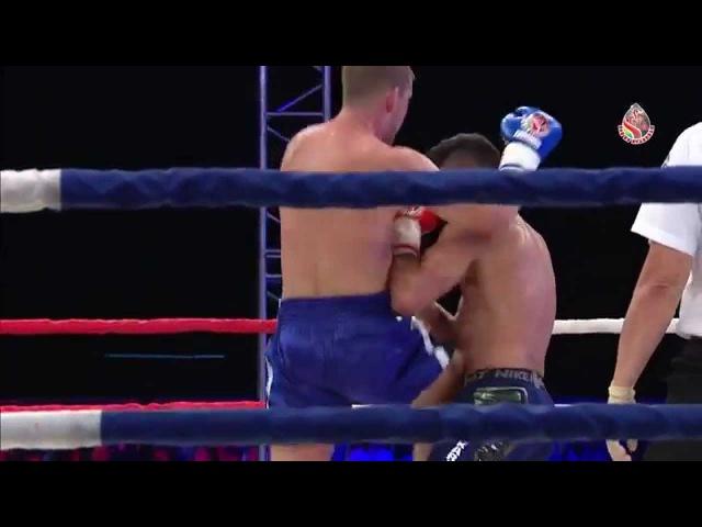 TATNEFT CUP | Zakaria Baitar VS Аleksandr Dmitrenko | Бои по правилам TNA - SUMMARY