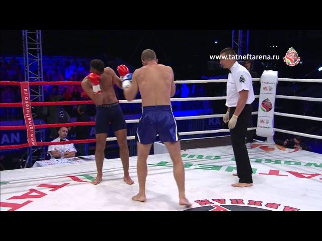 TATNEFT CUP | Zakaria Baitar VS Аleksandr Dmitrenko | Бои по правилам TNA