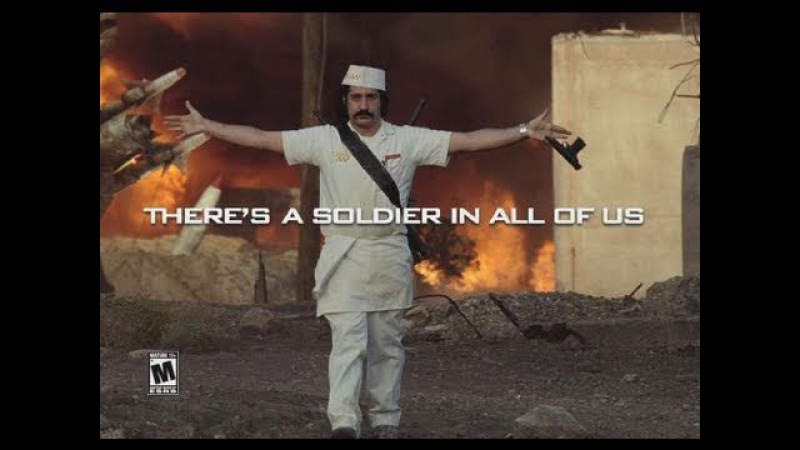 Call of Duty: Black Ops TV Commercial: There's A Soldier In All Of Us
