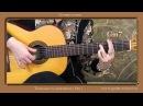 Лето это маленькая жизнь О.Митяев. Аккорды, гитарный бой. Уроки гитары.