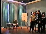 Встреча 3. Мастер-класс Елены Образцовой, 2007 г. Ольга Балашова меццо-сопрано.