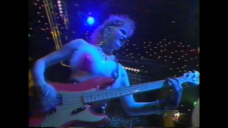 The Cramps live on the Tube 1986, Whats Inside A Girl and Hot Pearl Snatch