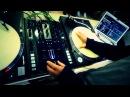 DJ Q-Bert scratch routine