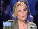 Interview complexe d'actrice d'Emmanuelle Seigner Archive INA