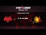 HR vs GoldenBoys   Starladder Season 13, 1-я игра, 09.11.2015