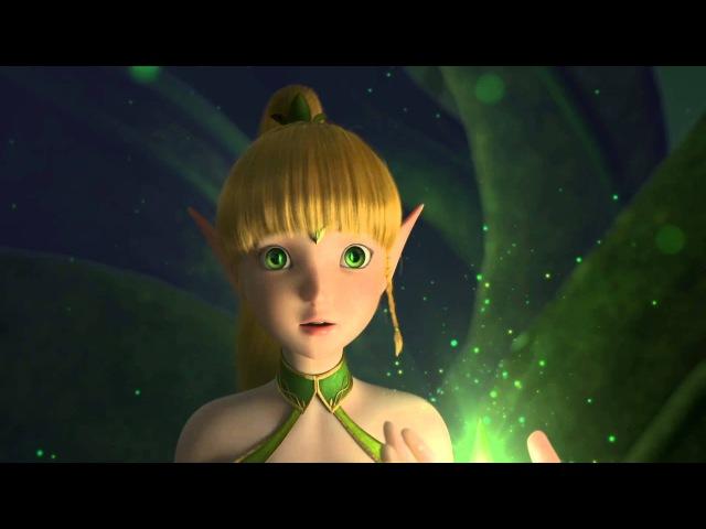 Dragon Nest Movie 2 Throne of Elves 2nd Trailer